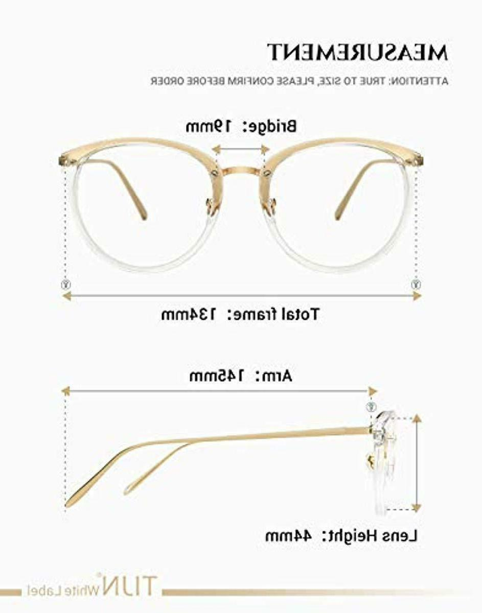 TIJN Optical Eyewear Frame for