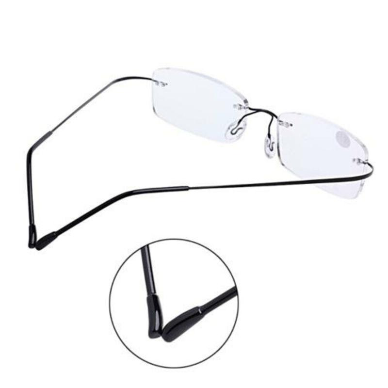 Ultralight Rimless Reading Glasses New