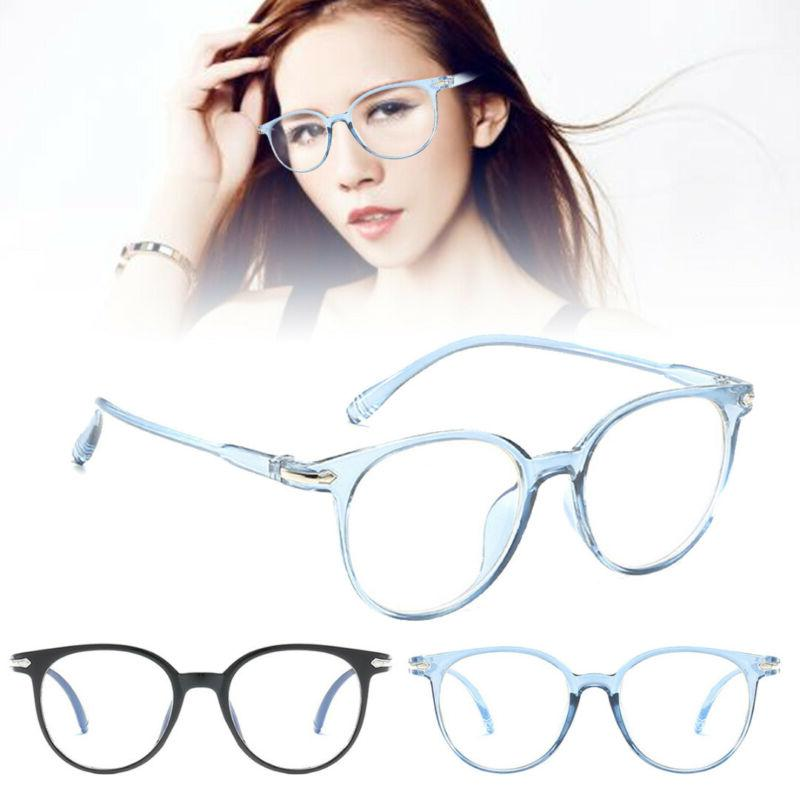 Unisex Optical Eye Glasses Blue Blocking Reading Eyeglasses Frames