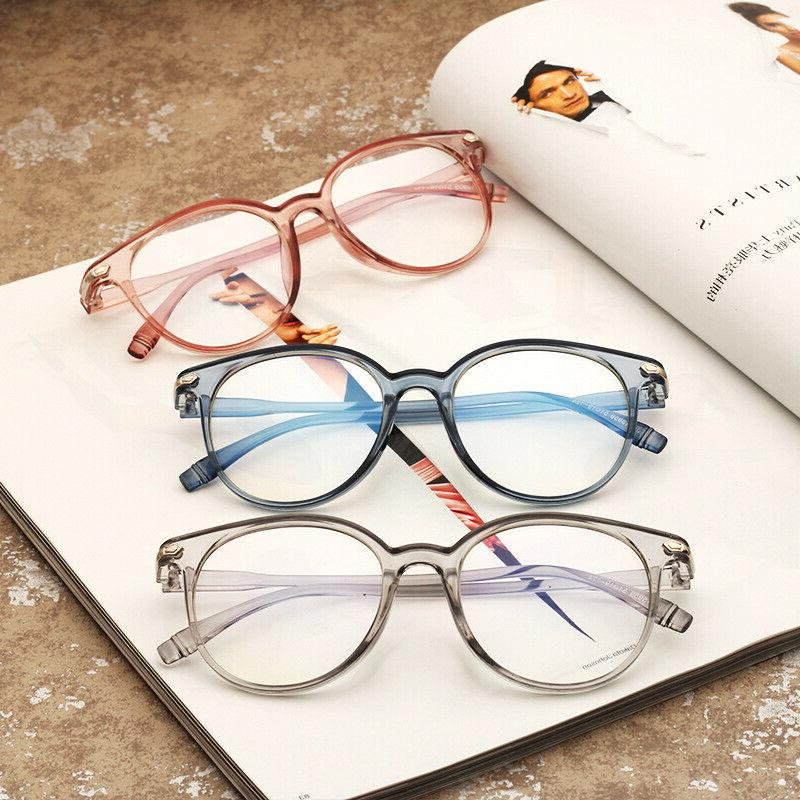 unisex optical eye glasses blue light blocking