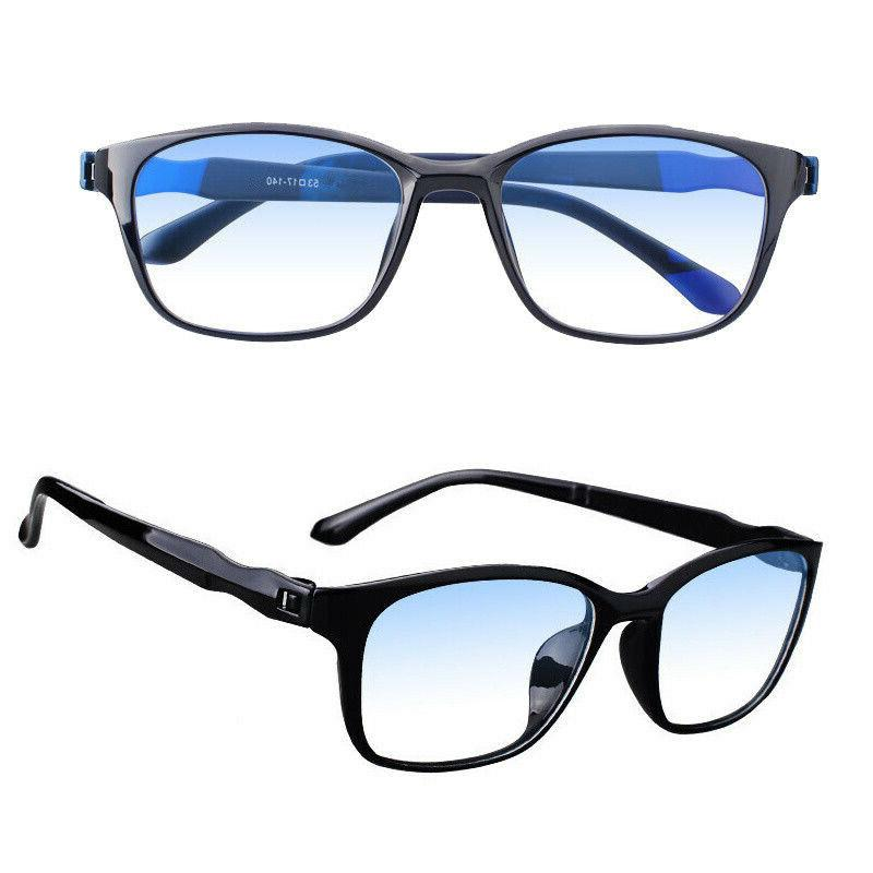 Unisex Reading Eye Glasses Anti Blue Light Lens Frame Comput