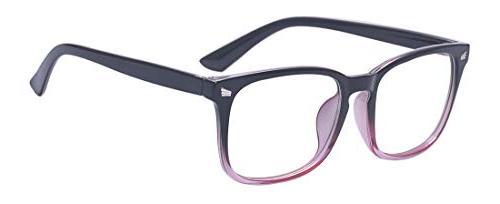 unisex stylish square non prescription eyeglasses glasses