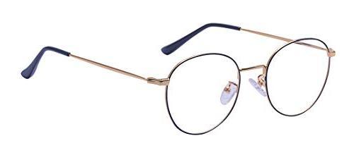 unisex vintage round non prescription eyeglasses john