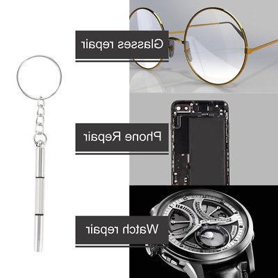 USA! Glasses Repair Assortment Kit