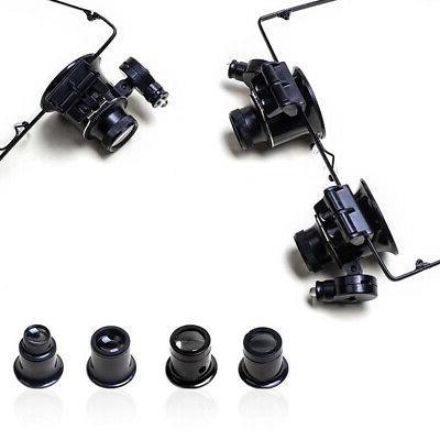 useful new magnifier eye glasses loupe lens