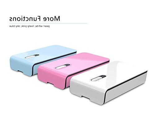 MIFAVOR UV Sterilizer Box Phone and Charger Apple Galaxy Earphone Jewelry