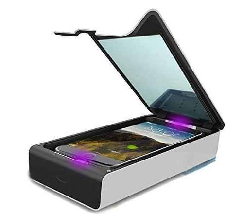 uv sterilizer phone soap smartphone