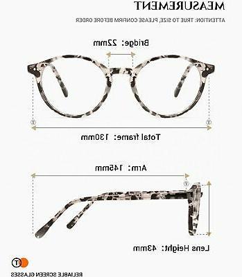 TIJN Women Rim Eyeglasses