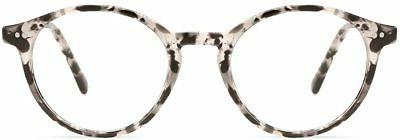 vintage glasses for women men thick round