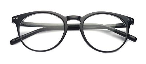 Outray Vintage Small Nails Glasses Black