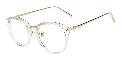 TIJN Vintage Round Optical Frame for Women