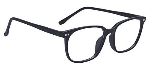 vintage rectangle designer glasses tr90 frame