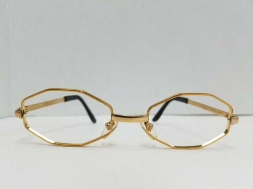 Vintage LARONDE Wires Glasses Frames Eyeglass 14K Gold Fill