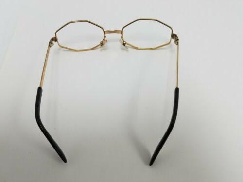 Vintage LARONDE Wires Glasses Gold Fill Frame 48/20