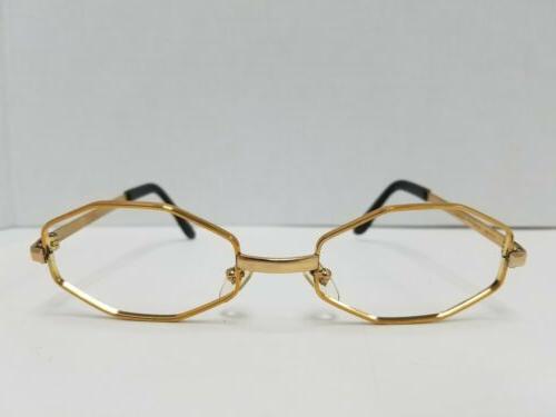 vintage wires eye glasses frames eyeglass 14k