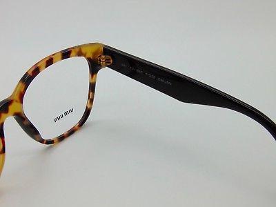 MIU 7S0-1O1 Tokyo Tortoise/Brown Crystal Rasoir 52mm Rx