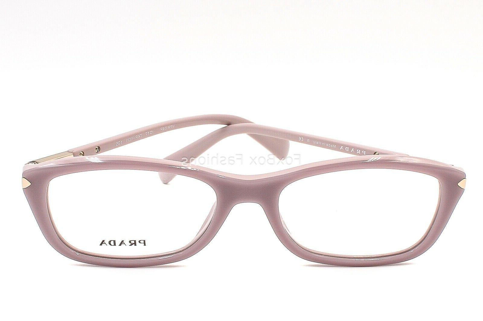 PRADA Eyeglasses Optical Glasses Opal