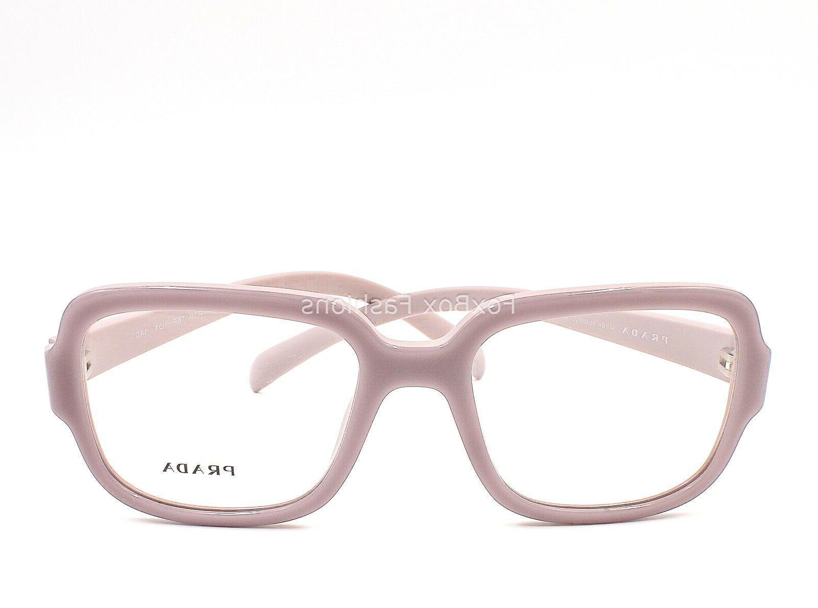 PRADA VPR 15R Eyeglasses Optical Frames Opal 53mm