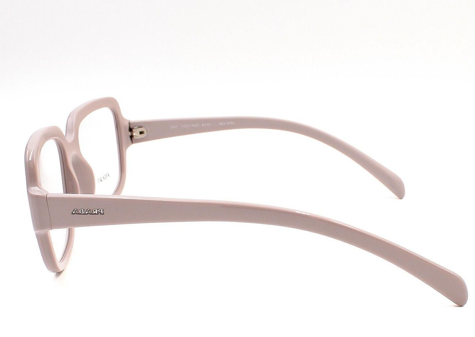PRADA VPR 15R Eyeglasses Glasses Opal Pink
