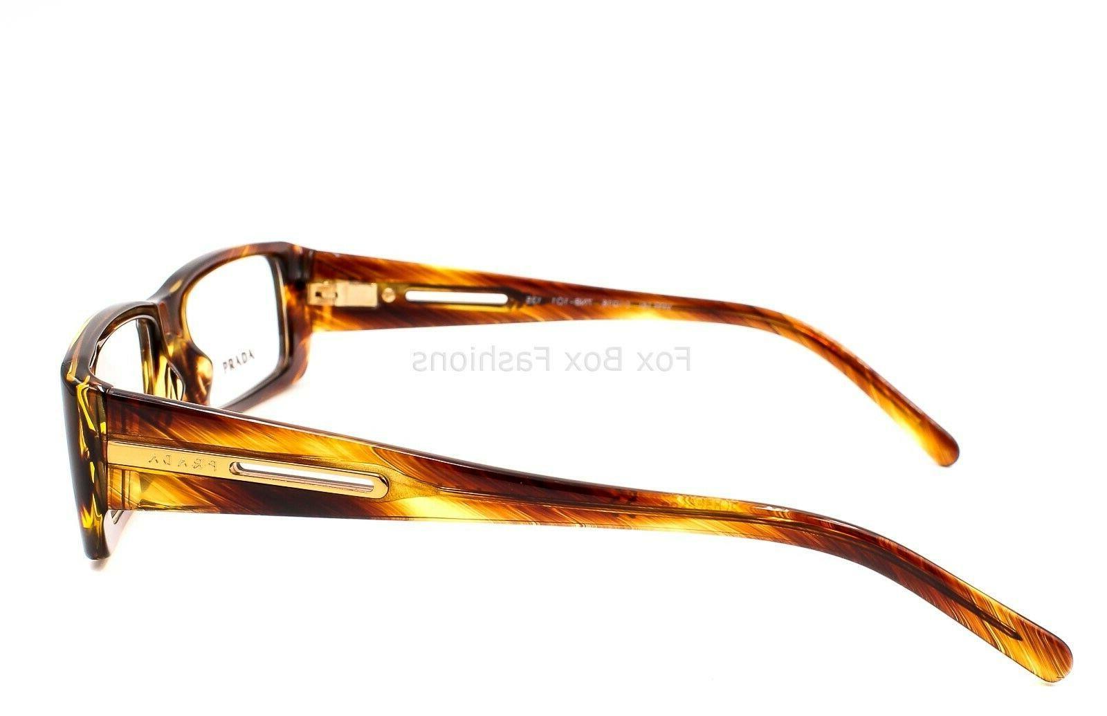 Eyeglasses Marbled Brown