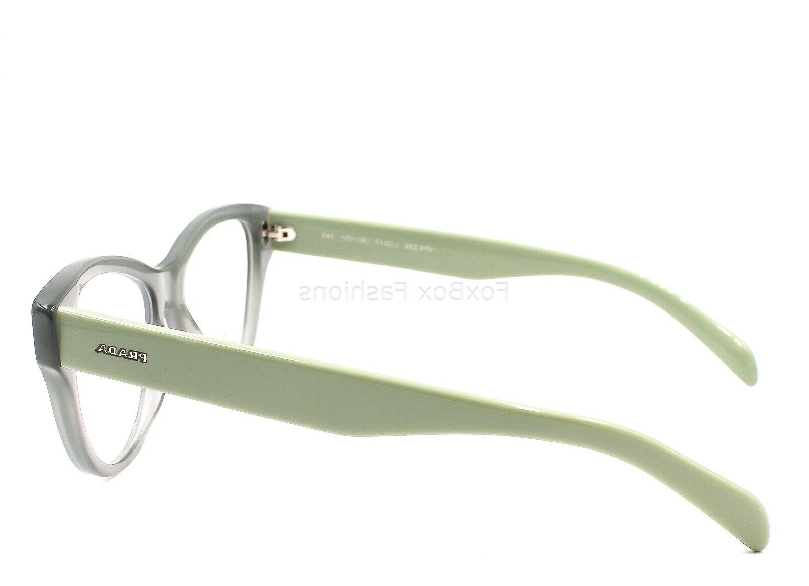 PRADA VPR Eyeglasses Frames Glasses Opal 54mm