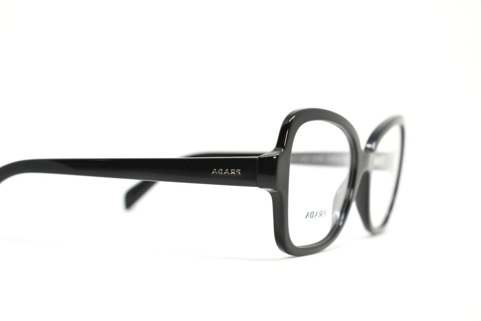 Prada 25S Eyeglasses Optical Frames Glasses Glossy 51-18-135