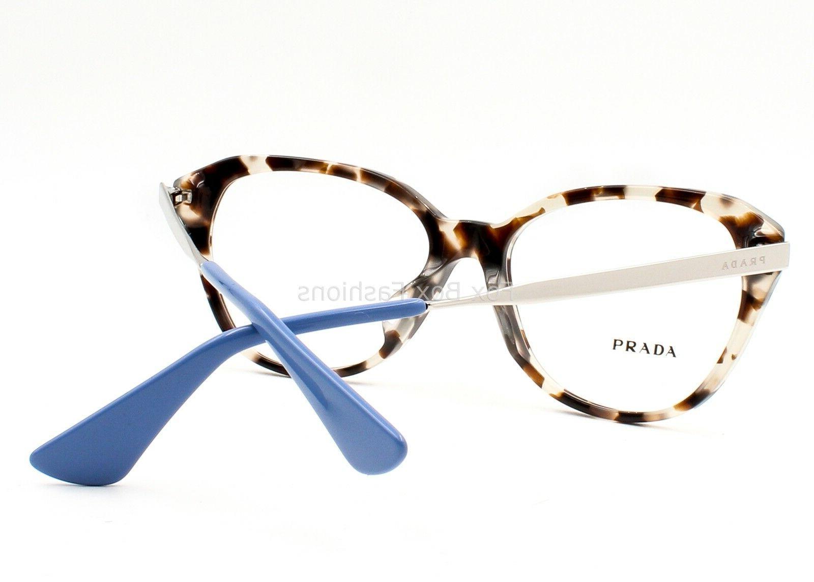 Prada VPR UAO-1O1 Eyeglasses Havana