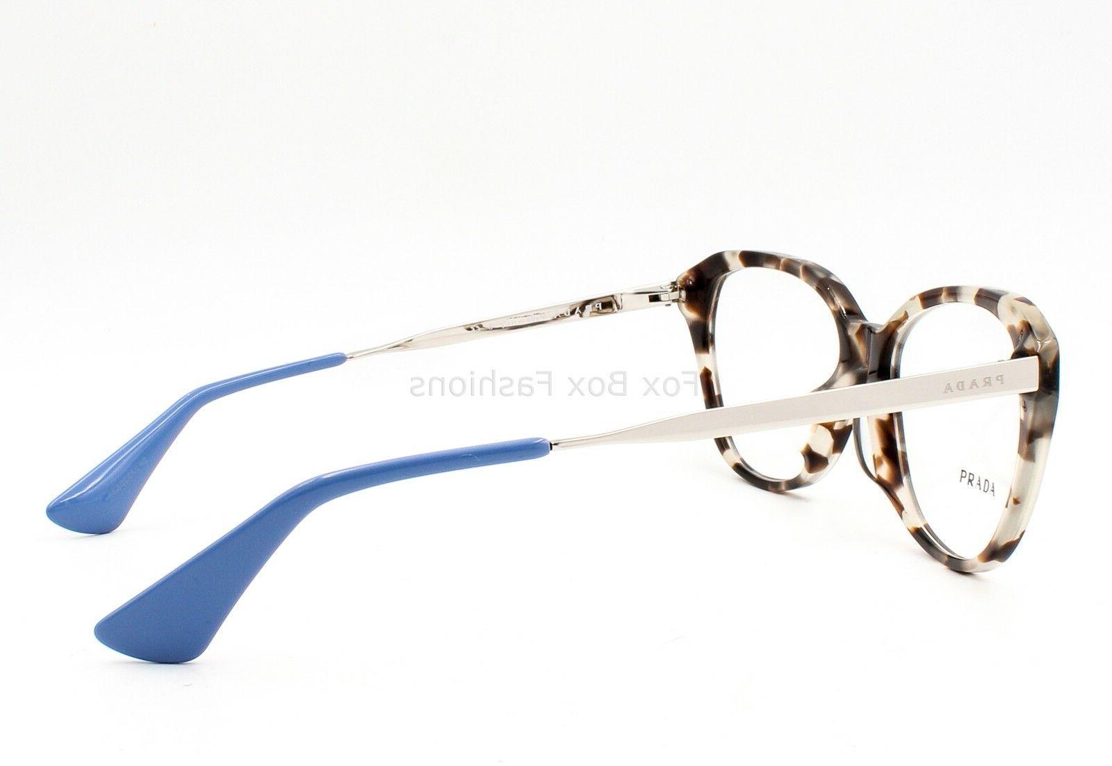 Prada 28S-F Eyeglasses Havana