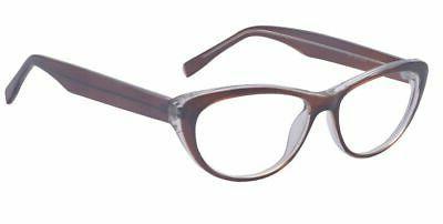 women elegant oval eyeglasses retro cat eye
