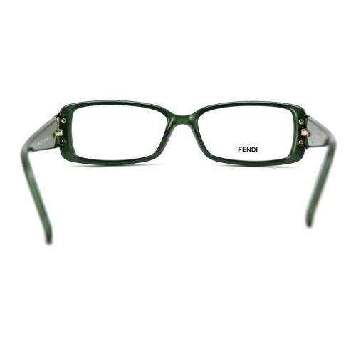 Fendi Women's Authentic FF Frame Glasses 52 135