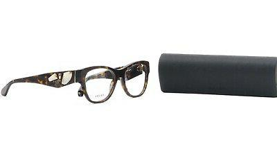women s brown glasses rhinestones with case