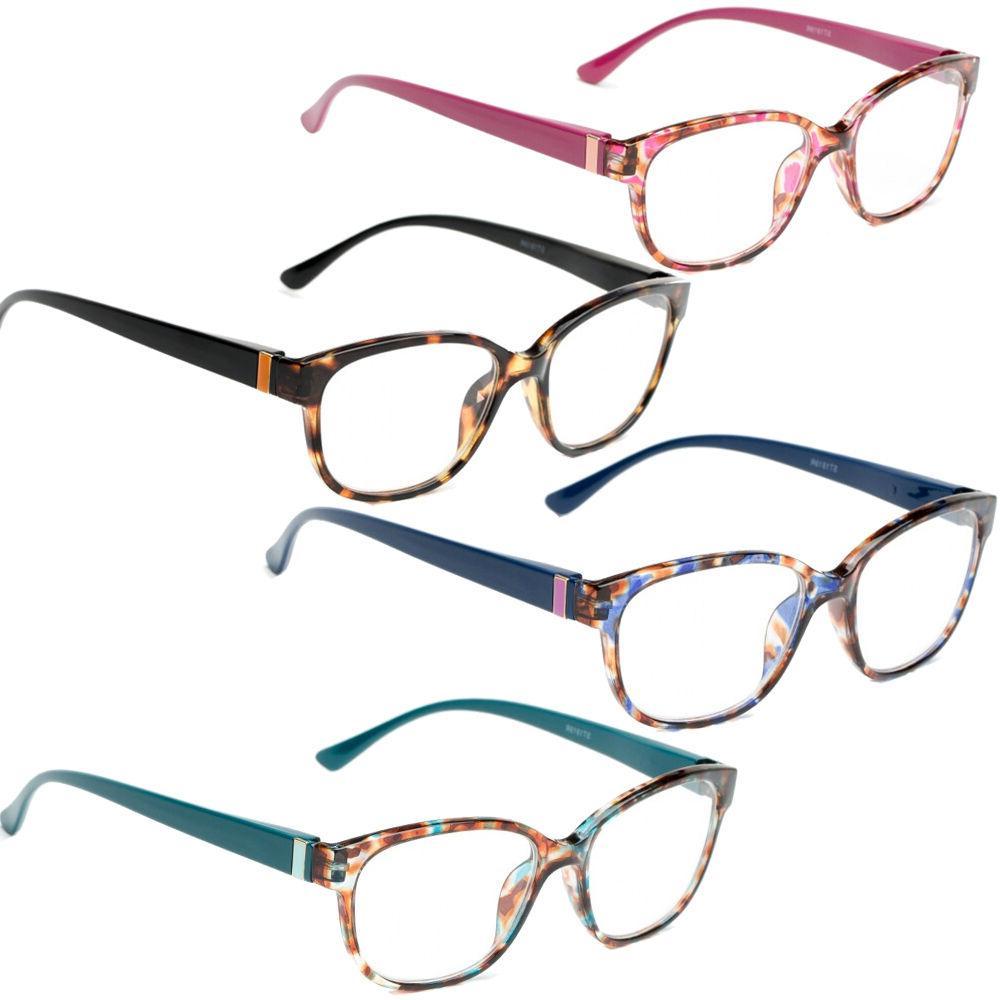 womens cat eye reading glasses vintage reader