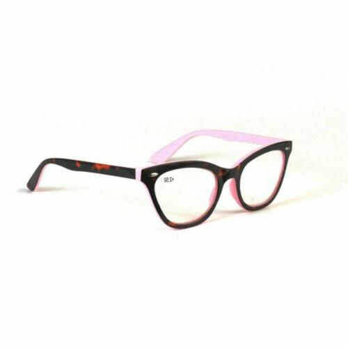 Womens Cat Reading Glasses Readers 1.5 3.5