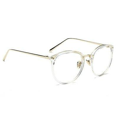 Amomoma Women's Eyeglasses Clear Lens Eyewear