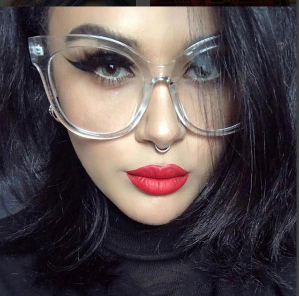 XXL Cat MISS GORGEOUS Eyeglasses