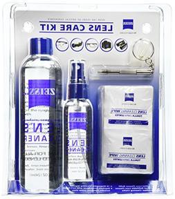 Zeiss Lens Care Kit - 8oz Lens Cleaner Refill, 2oz Refillabl