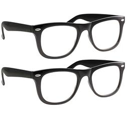 2 Pack High Magnification Reading Glasses Strong Power Reade