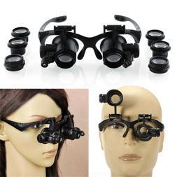 Magnifying Resin Lupa Eye Jewelry Watch Repair Magnifier Gla