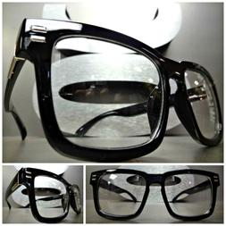 Men or Women VINTAGE 50's RETRO Style Clear Lens EYE GLASSES
