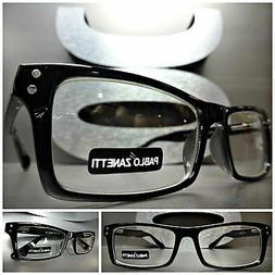 Men's or Women CLASSIC VINTAGE Style Clear Lens EYE GLASSES