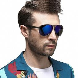 Men's Sun Glasses Polarized Driving Fishing Polycarbonate Ey