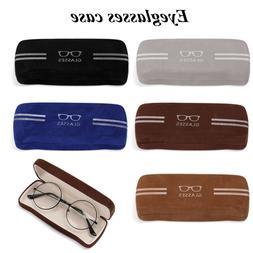 Men Women Sunglasses Buckle Glasses Box Eyeglass Holder Bag