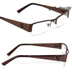 Mens Women Clear Lens Eyewear Fashion Eye Glasses Designer M