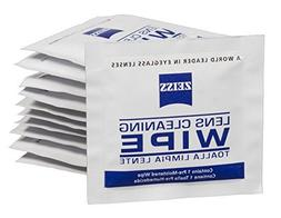Zeiss Pre-Moistened Lens Cleaning Wipes - Cleans Bacteria, G