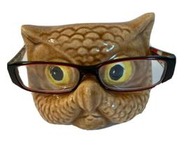 New Ceramic Owl Eye glasses Holder