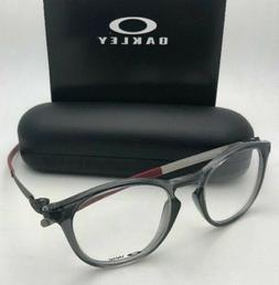 New OAKLEY Eyeglasses PITCHMAN R OX8105-0250 50-19 140 Grey