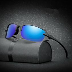 New Fashion Men's Polarized Sunglasses Outdoor Riding Sports