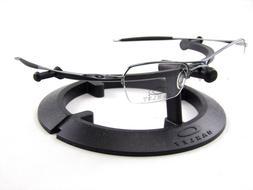 New Oakley Hollowpoint 2.0 RX Eye Glasses Polished Mercury F