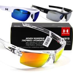 NEW UNDER ARMOUR IGNITER SUNGLASSES Choose Black / Blue / Cl