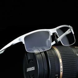NEW Mens Sport Aluminium Eyeglass Frames Myopia Glasses Opti